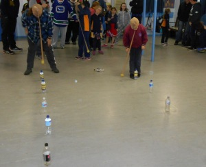 Narre Warren Guides Elephant Bowling at Dad's Sports Night