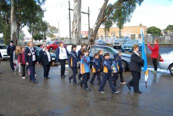 Noble Park RSL ANZAC, Guides 143 - Copy